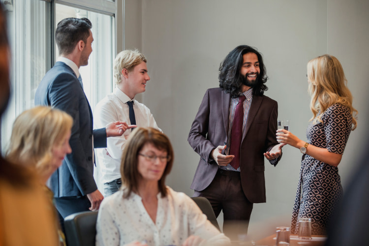 5 Tips to Nail Your Networking Event