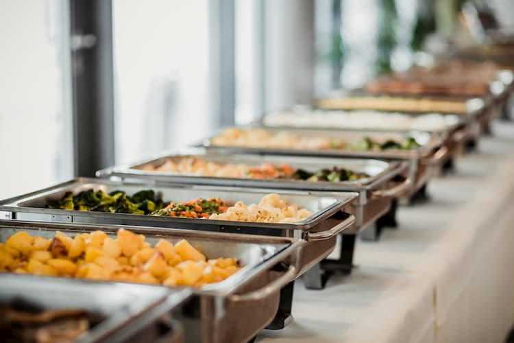 Your Guide to Our DineWell Catering Service